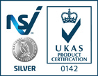 Anderson Security Systems have National Security Inspectorate Certification for our Intruder Alarms, Burglar Alarms and other protection services