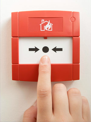 Fire Alarms and Fire Risk Assesment for domestic homes and commercial business in Chelmsford Essex